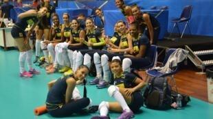 A Seleção Brasileira feminina de vôlei estreia no Mundial  em Trieste, na Itália, pelo Grupo B.