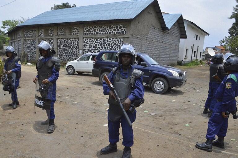 Jami'an da ke bada tsaro a DR Congo
