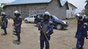 Forces de police congolaises (image d'illustration).