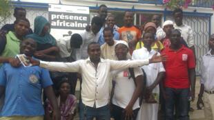 Le Club RFI Ndjamena.
