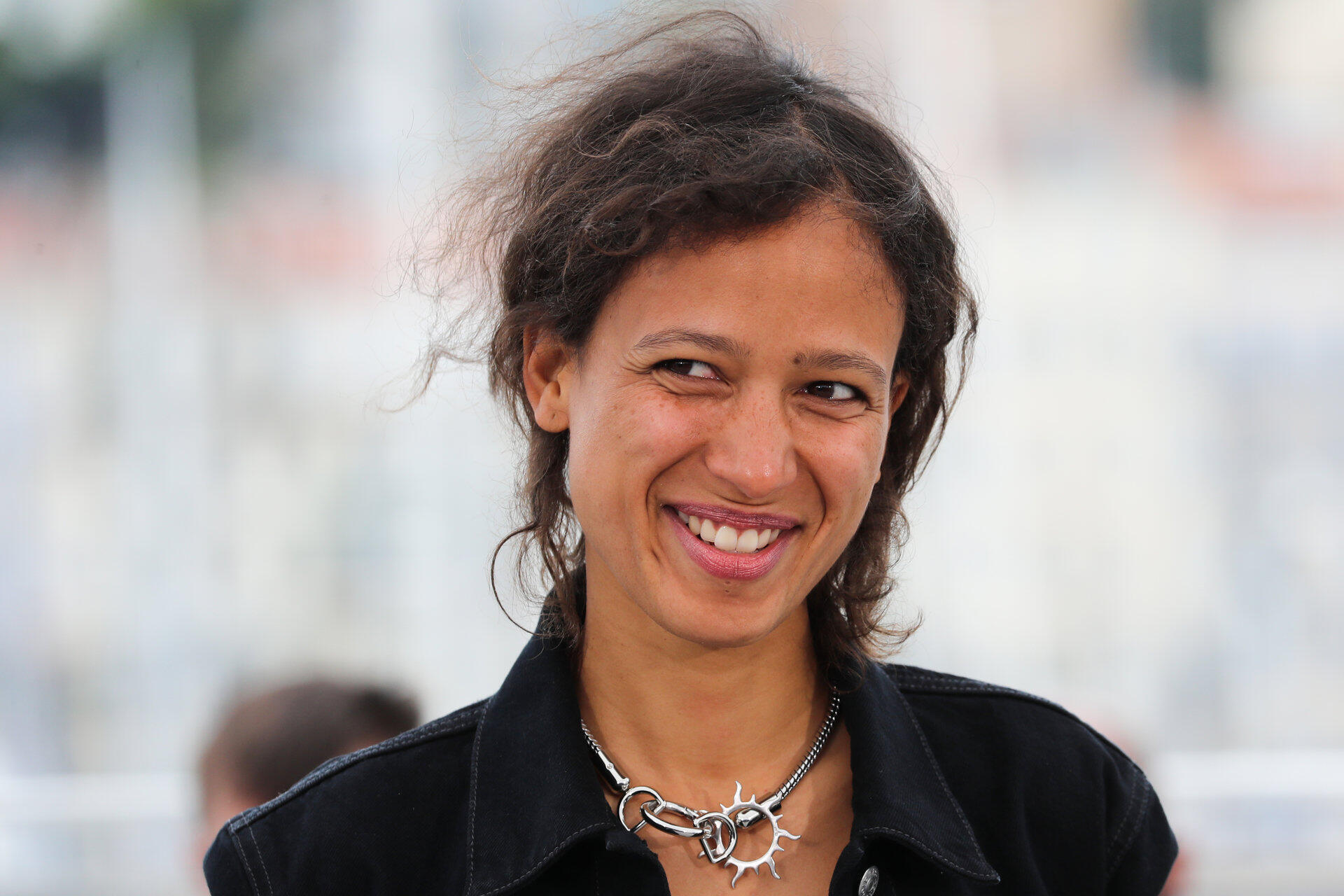Franco-Senegalese director Mati Diop is one of the nine people on the 2021 Cannes film festival jury.