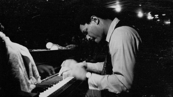 McCoy Tyner en concert au Jazz Showcase, 1970s.