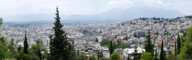 Epicentro de dois terremotos que atingiram a Grécia nesta quarta-feira, dia 7 de agosto, foi a cidade de Lamia.