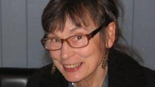 Portrait de la romancière Gisèle Bienne qui publie «La malchimie», aux éditions Actes Sud.