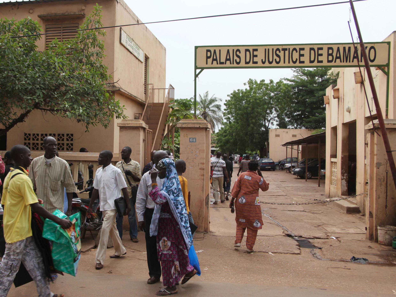 Le Palais de justice de Bamako, Mali (photo d'illustration).