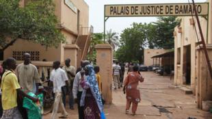 Le palais de justice de Bamako, Mali (photo d'illustration)