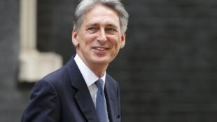 Ngoại trưởng Anh Philip Hammond thăm Trung Quốc nhằm chuẩn bị cho chuyến công du nước Anh của ông Tập Cận Bình vào tháng 10/2015 - REUTERS /S. Plunkett