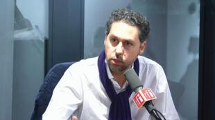 L'écrivain Karim Amellal.