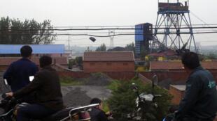 Mgodi wa Makaa ya mawe wa Xinhua katika Mkoa wa Henan, China.