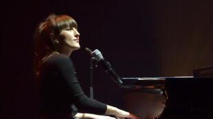 La cantante francesa Juliette Armanet.