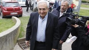 New York judge rejects Strauss-Kahn claim for immunity in Diallo sex assault civil case