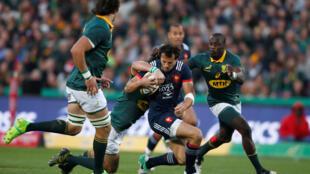 Le Français Nans Ducuing pris dans la tenaille sud-africaine