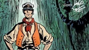 Juan Diaz Canales et Ruben Pellejero, signe le Tome 14 des aventures de Corto Maltese, intitulées Equatoria.