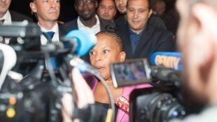 A ministra da Justiça francesa, Christiane Taubira.