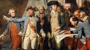 凡爾賽宮與美國獨立戰爭