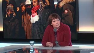 Pscale Taelman es abogada especialista en derecho de asilo en Francia.
