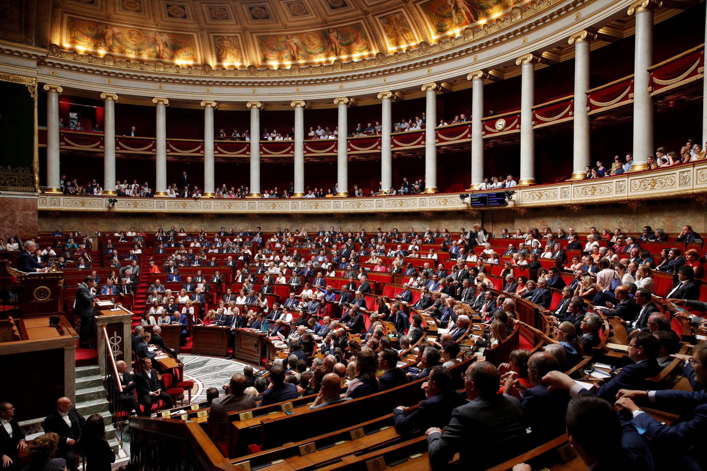 Quốc Hội Pháp họp ngày 31/07/2018