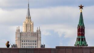 Le Kremlin garde un œil attentif sur l'instabilité politique en Biélorussie (photo d'illustration).