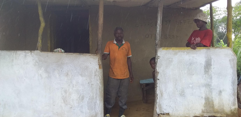 Wheayeegar Gargar farmer Liberia