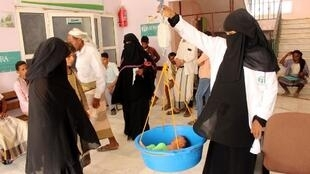 Dans un hôpital d'Hodeida au Yémen (image d'illustration).