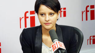 Najat Vallaud-Belkacem has been appointed Minister of Women's Affairs and spokesperson of the government