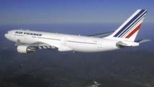 Un avión de la compañía aérea Air France.