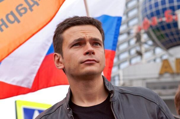 Заместитель председателя партии ПАРНАС Илья Яшин