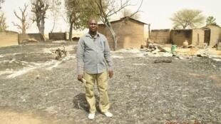 Wakilin RFI Hausa Ahmed Abba a Marwa wanda Kamaru ke ci gaba tsarewa