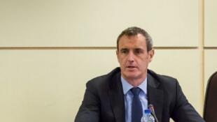 Le directeur d'Europol, Rob Wainwright, prévient que le nombre de victimes de la cyberattaque augmenterait avec le retour au travail lundi.
