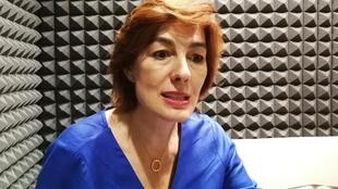 Laura Melo, directora do PAM na Guatemala