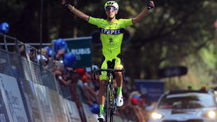 O ciclista António Barbio, da Efapel, foi o vencedor da 7a etapa da 79a Volta a Portugal em bicicleta.