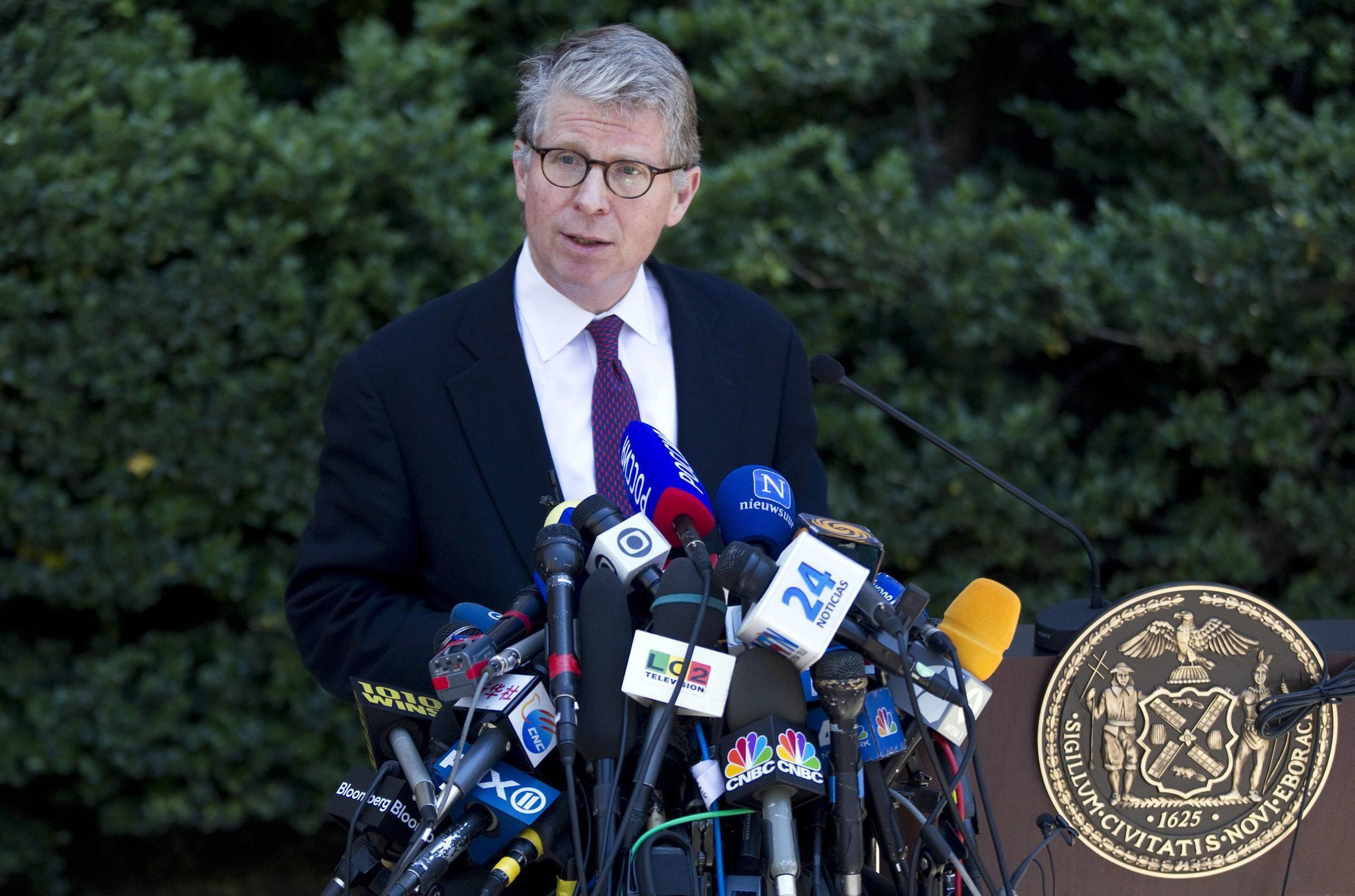 Manhattan prosecutor Cyrus Vance has expressed grave doubts about the credibility of the alleged victim
