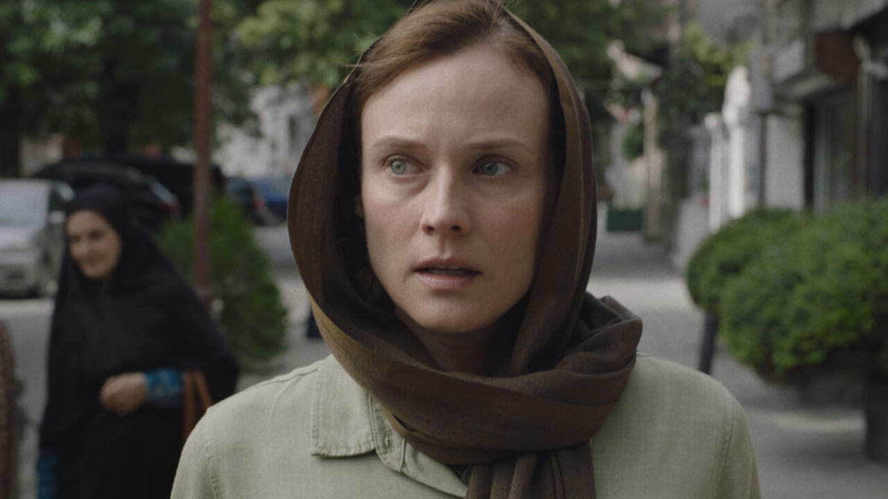 "Diane Kruger, هنرپیشه اول زن در فیلم ""جاسوس  the operative"" محصول مشترک آلمان، اسرائیل و فرانسه"