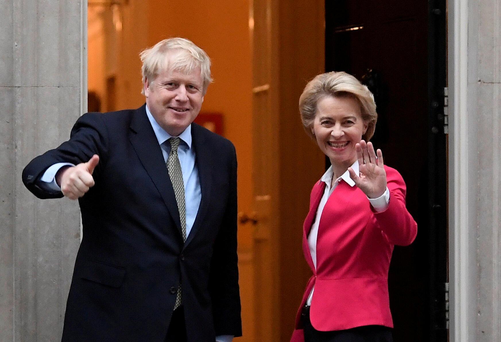 gb - londres - johnson - von der leyen - brexit 2020-12-05T114738Z_1632592107_RC2ZGK9S6J3Y_RTRMADP_3_BRITAIN-EU