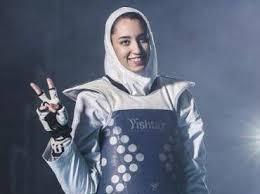 کیمیا علیزاده برنده مدال المپیک تکواندو