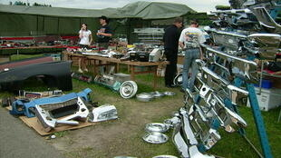 Will we be able to go to virtual swap meet some day?