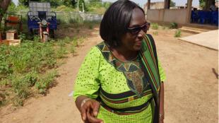Rasmata Kabré, coordonnatrice de la Fondation Rama.