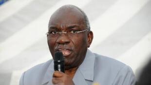 Zacharie Myboto et d'autres leaders de l'opposition gabonaise proches de Jean Ping se sont rendus à une réunion avec le ministre de l'intérieur, Lambert Noël Matha.