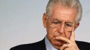 Le décret adopté par le gouvernement sortant de Mario Monti risque de ne pas être suffisant.