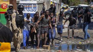 haiti-evasion-prisonniers-recuperes