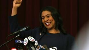 London Breed, première femme afro-américaine maire de San Francisco (image d'illustration).