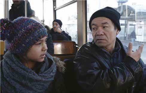 «Le plus beau pays du monde», de Zelimir Zilnik, 2018. Un film sur l'intégration d'un jeune migrant afghan en Autriche.