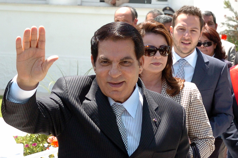 Tunisian president Zine El Abidine Ben Ali fled to Saudi Arabia a decade ago, as street protests against his autocratic rule intensified