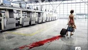 Campaña de WWF España contra el uso de pieles en la moda.