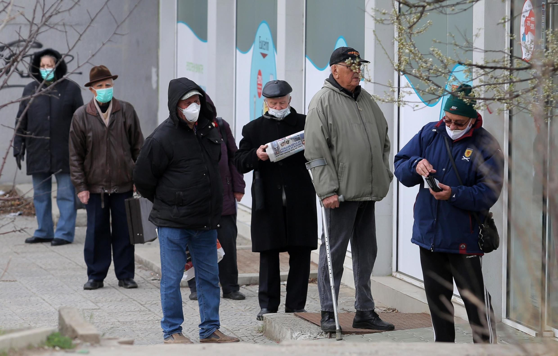 Seuls 20% des Bulgares sont actuellement vaccinés.