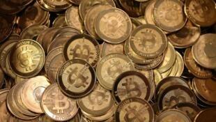 Le Bitcoin, une crypto-monnaie et de réelles spéculations sur son cours.