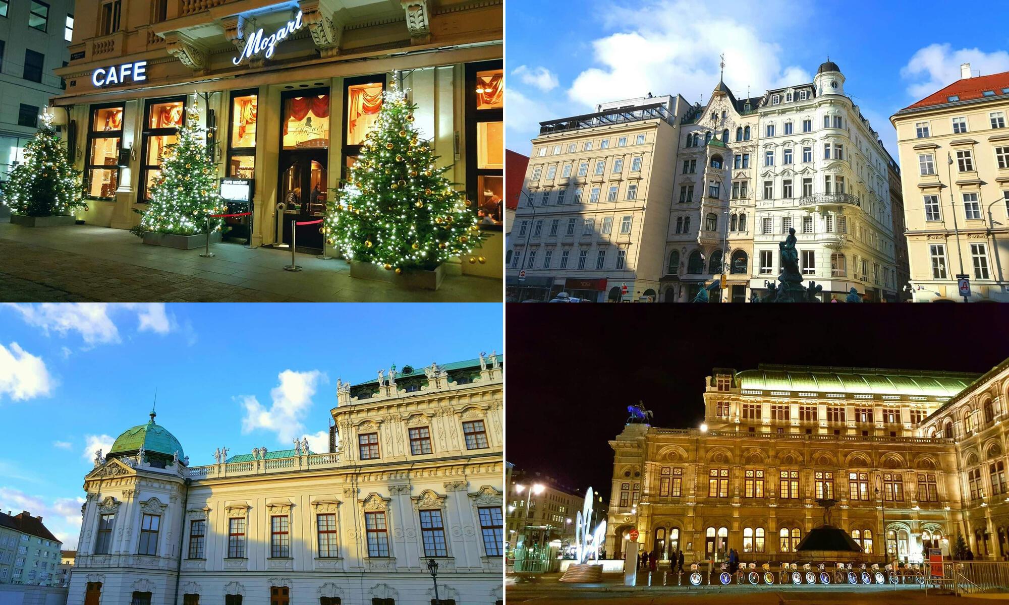Vé máy bay đến Vienna vào tháng 9 tương đối rẻ, nhưng giá khách sạn vẫn còn cao