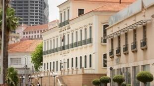 Tribunal provincial de Luanda.