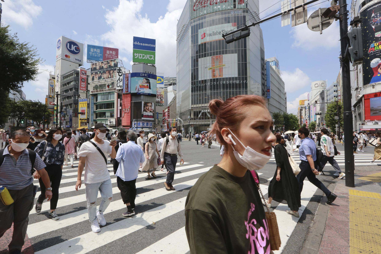 Japan Tokyo July 2021