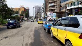 Les trois sociétés d'applications de taxis ont un centre d'appels et le potentiel est énorme dans la capitale Addis Abeba mais aussi dans tout le pays